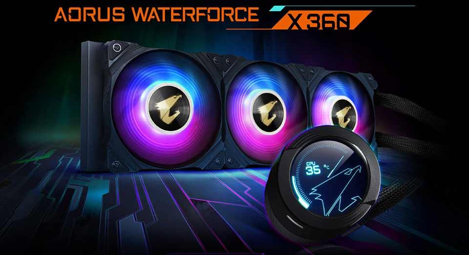 آئورس WATERFORCE X360